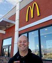 Paul Dias Owner of McDonalds